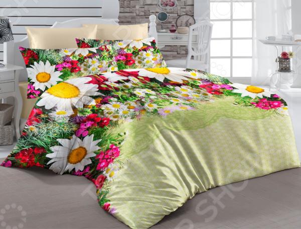 Комплект постельного белья ТамиТекс «Краски лета»