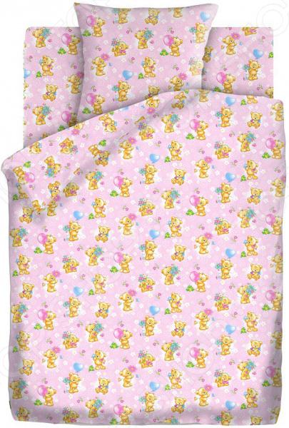 Ясельный комплект постельного белья Непоседа «Мишки-Игрушки» Непоседа - артикул: 1320994