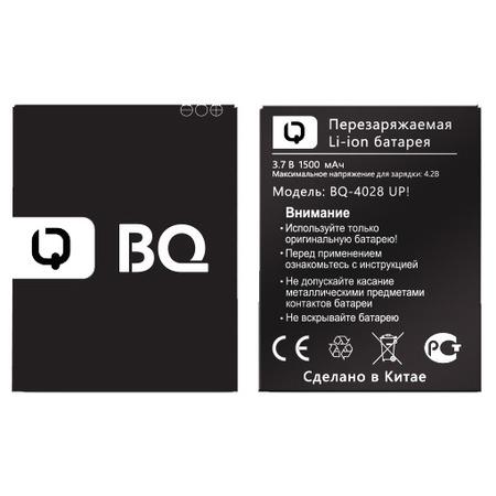 Аккумулятор для BQ-4028 UP! Li-ion, 1500 mAh