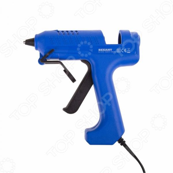 Пистолет клеевой Rexant 12-0118