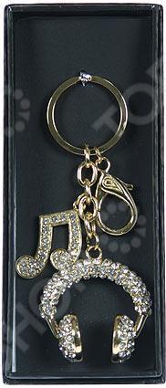 Брелок-аксессуар для сумки и ключей «Меломан» 161547