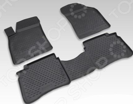 Комплект ковриков в салон автомобиля Novline-Autofamily Hyundai Sonata V 2001 багажник на крышу lux hyundai sonata тагаз 2001 2011 1 2м прямоугольные дуги 692971
