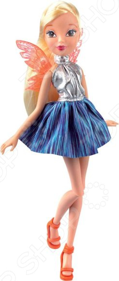 Кукла Winx Club «Рок-н-ролл. Стелла»
