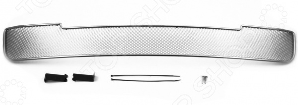Комплект внешних сеток на бампер Arbori Soty для Infiniti QX60, 2014