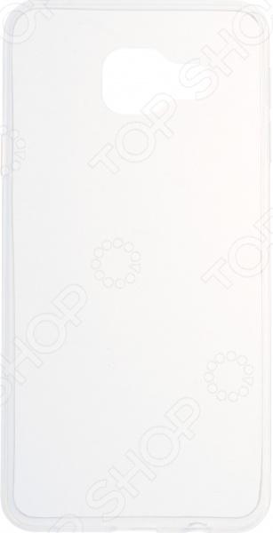 Чехол защитный skinBOX Samsung Galaxy A3 (2016) чехол защитный skinbox samsung galaxy a3 2016