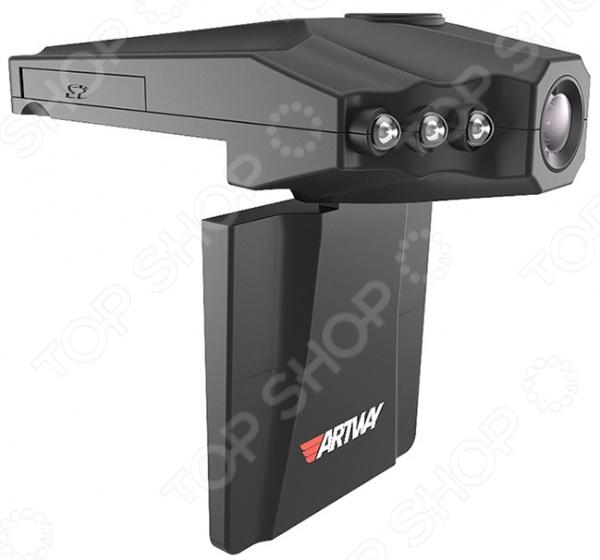 Видеорегистратор Artway AV-022 аккумулятор для автомобиля в крыму
