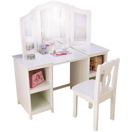 Купить Трельяж детский KidKraft Deluxe Vanity & Chair