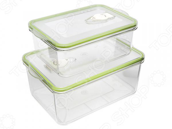 Набор контейнеров вакуумных KITFORT КТ-1500-01