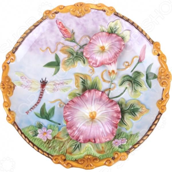 Тарелка декоративная Lefard 59-565 тарелка декоративная lefard 59 565