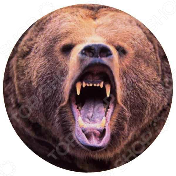 Чехол для запасного колеса SKYWAY «Медведь» чехол для запасного колеса skyway пантера