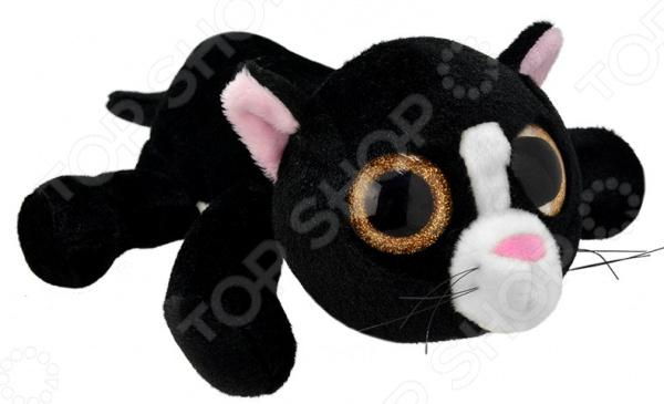 Мягкая игрушка Wild Planet «Черный кот» Мягкая игрушка Wild Planet «Черный кот» /