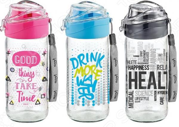 Бутылка для воды Renga Luya. В ассортименте цена