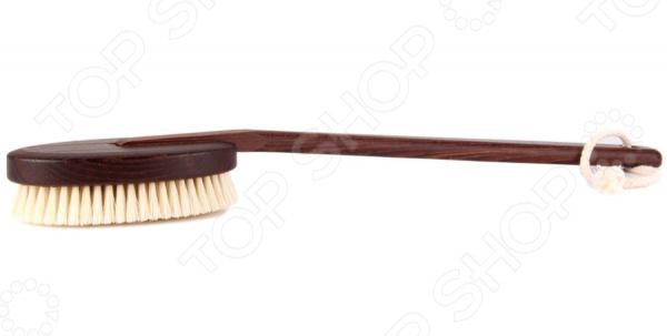 Щетка для тела Redecker с длинной ручкой