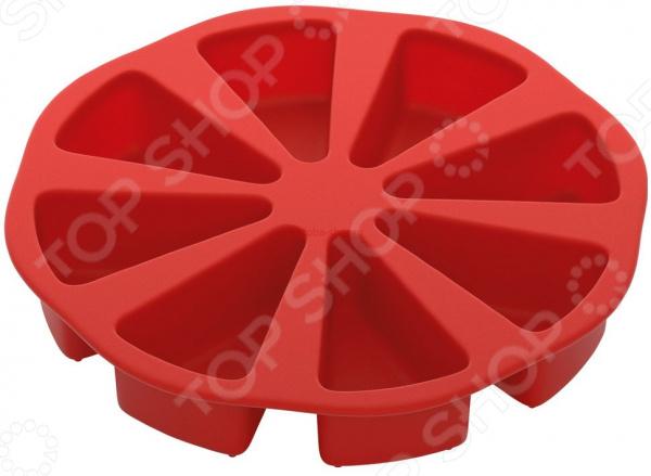 Форма для порционного торта Nadoba Mila форма для выпечки nadoba mila круглая силиконовая диаметр 28 см