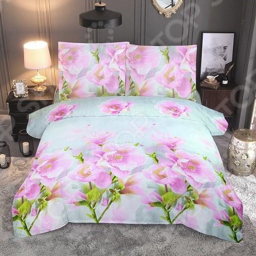 Комплект постельного белья МарТекс «Цветочные сны»