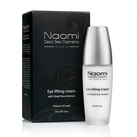 Купить Лифтинг-крем для кожи вокруг глаз Naomi Eye lifting cream with Dead Sea minerals