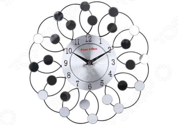 Часы настенные Pomi d'Oro PAL-485014 palombini pal oro