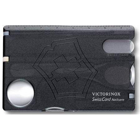Купить Карта швейцарская Victorinox SwissCard Nailcare 0.7240.T3