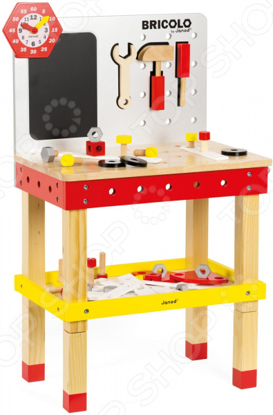 Набор инструментов игровой Janod «Большая мастерская»