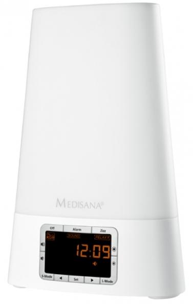 Будильник световой Medisana WL-450. В ассортименте