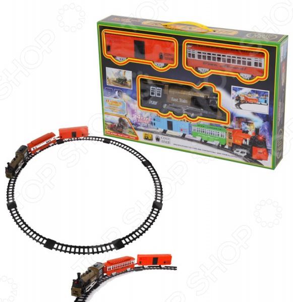 Набор железной дороги игрушечный Yako 1724256. В ассортименте