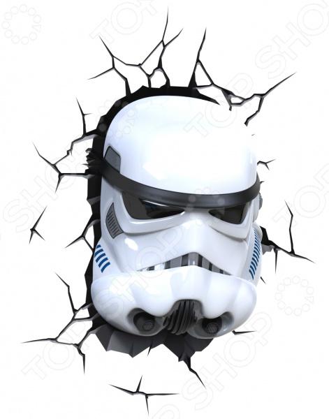 Пробивной светильник 3DlightFX Star Wars Stormtrooper 50028