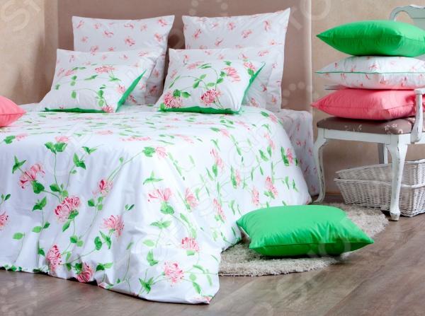 Комплект постельного белья MIRAROSSI Domenica комплект постельного белья mirarossi veronica pink