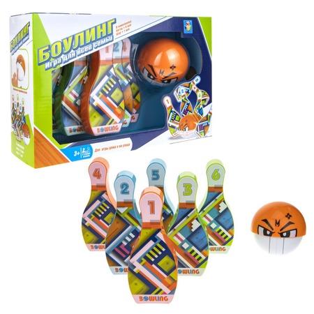 Купить Боулинг детский 1 Toy Т17324