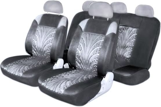 Набор чехлов для сидений SKYWAY Forsage SW-C28319P
