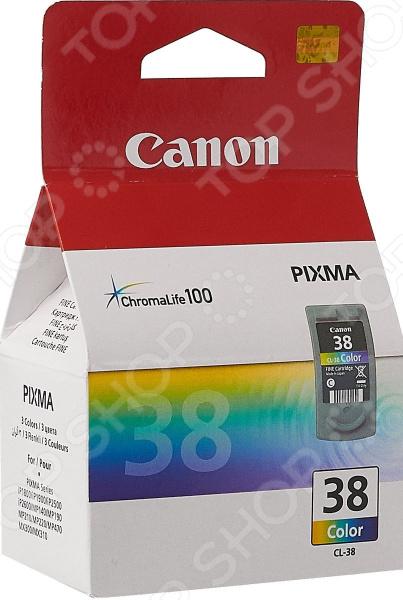 Картридж струйный Canon CL-38 цена