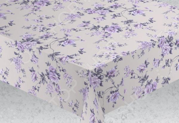 Скатерть Protec Textil «Вальс цветов» скатерть protec textil alba кантри 140 160 см прямоугольная