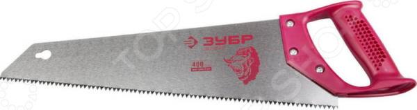 купить Ножовка по дереву Зубр «Эксперт» 15073 по цене 277 рублей