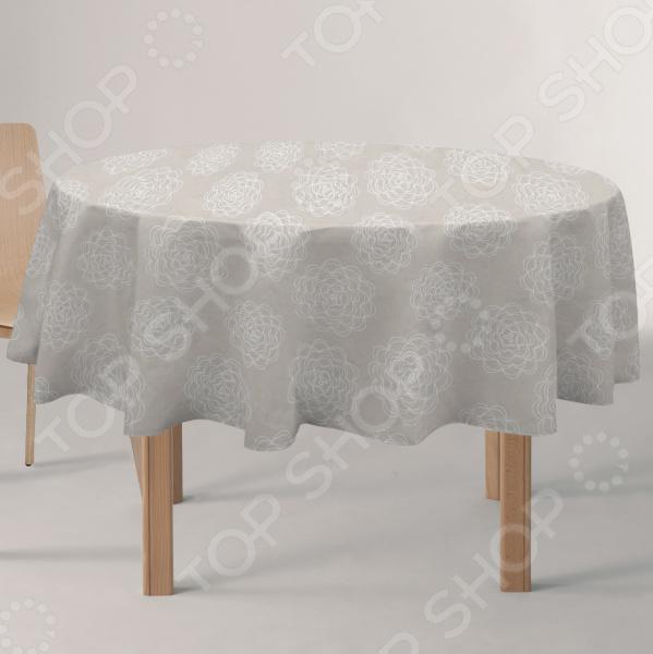 Скатерть круглая Protec Textil «Белла»