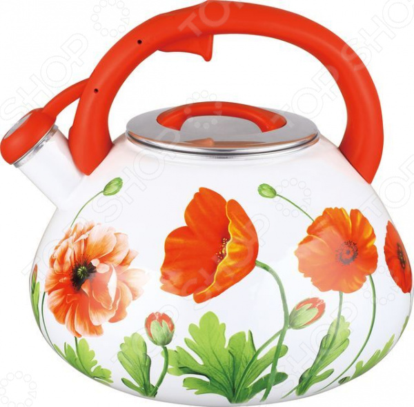 Чайник эмалированный Чудесница ЭЧ-3502 электрический чайник чудесница эч 2010