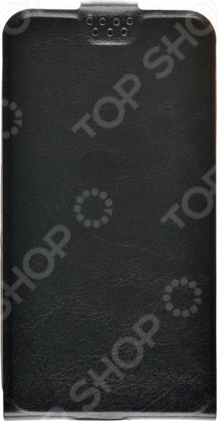 Чехол-флип skinBOX LG K5 mooncase лич кожи кожа флип сторона кошелек держателя карты чехол с kickstand чехол для lg l70 ярко розовый