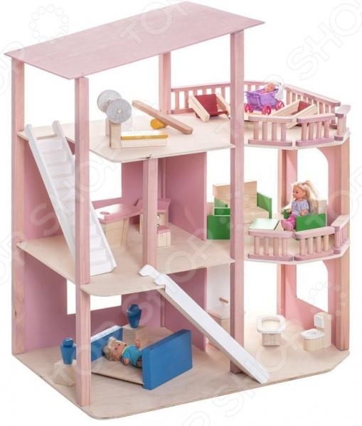 Дом для мини-кукол PAREMO «Коралловый риф» аксессуары для кукол paremo питомцы
