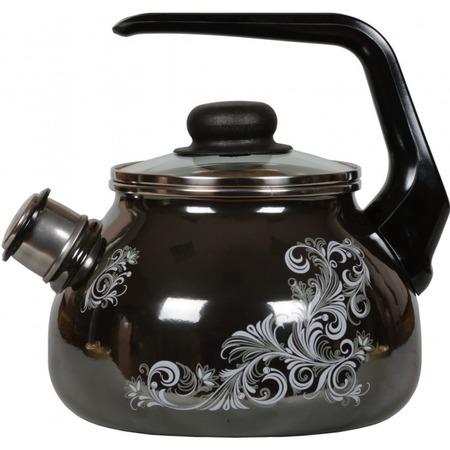 Купить Чайник эмалированный со свистком Vitross Iseberg