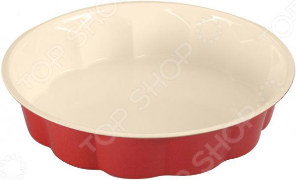Форма для выпечки Bekker BK-3966 форма для выпечки bekker bk 3924 круглая 26см