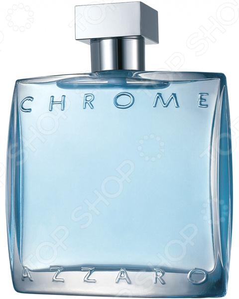 Туалетная вода для мужчин Azzaro Chrome