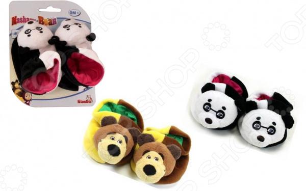 Игрушка-погремушка Simba «Пинеточки. Маша и Медведь». В ассортименте