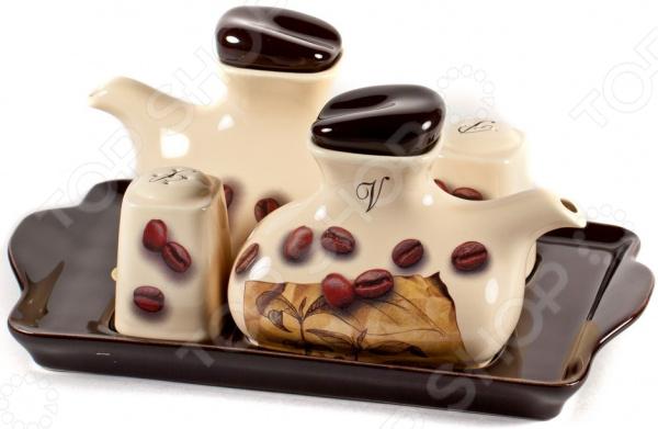 Сервировочный набор для специй Ceramiche Sestesi «МоКа»