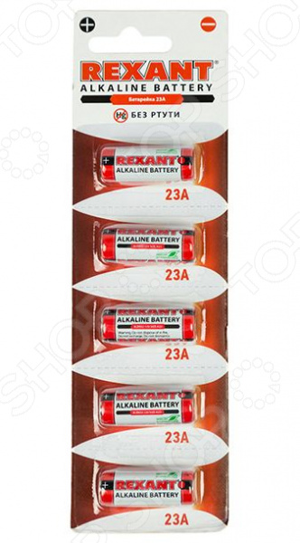 Набор батареек аккумуляторных Rexant 30-1042