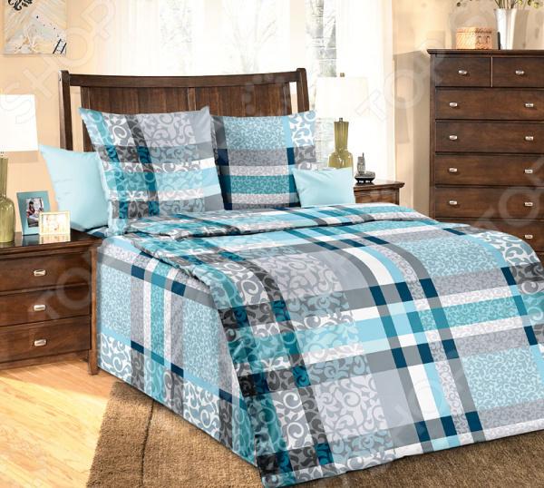 Комплект постельного белья Белиссимо «Бруно». 1,5-спальный