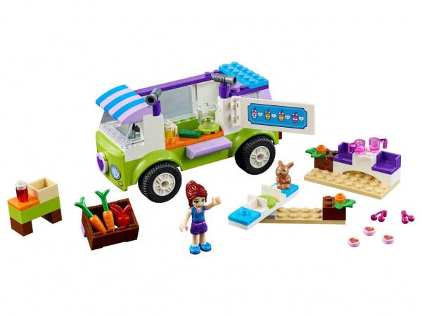 Конструктор игровой LEGO Juniors «Рынок органических продуктов»