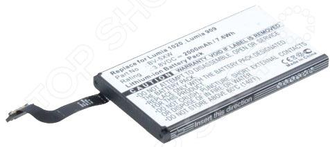 Аккумулятор для телефона Pitatel SEB-TP330 аккумулятор для телефона pitatel seb tp317