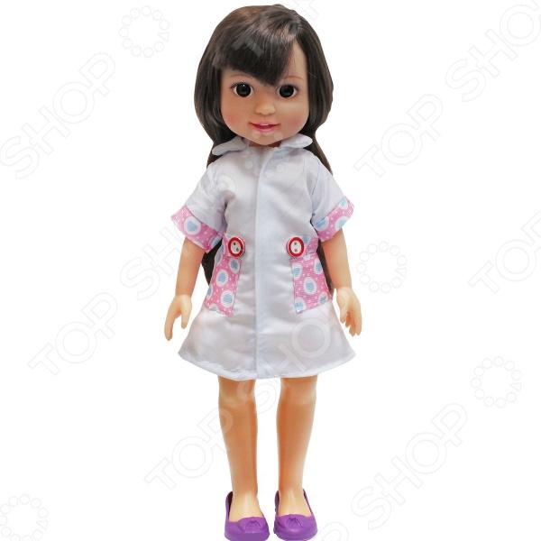 Кукла с аксессуарами 1 Toy «Красотка. Маленький Доктор»