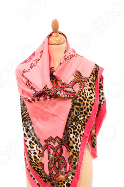 Платок Milana Style «Космея»