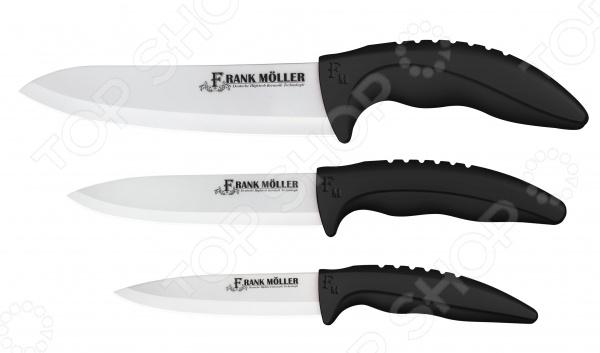 Набор ножей Frank Moller FM-315 marlies moller specialist сухой шампунь придающий объем с шелком 4г