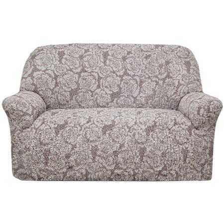 Купить Натяжной чехол на двухместный диван Еврочехол «Виста. Грация»