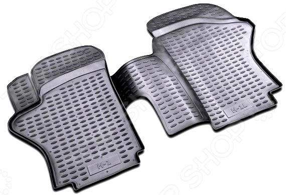 Комплект ковриков в салон автомобиля Novline-Autofamily передние Renault Logan 2004-2009 / 2010 набор автомобильных экранов trokot для ваз 2112 3d 1997 2009 на передние двери